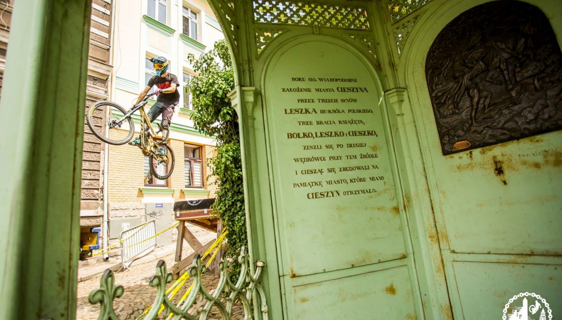 Doka Downhill City Tour Cieszyn 2019