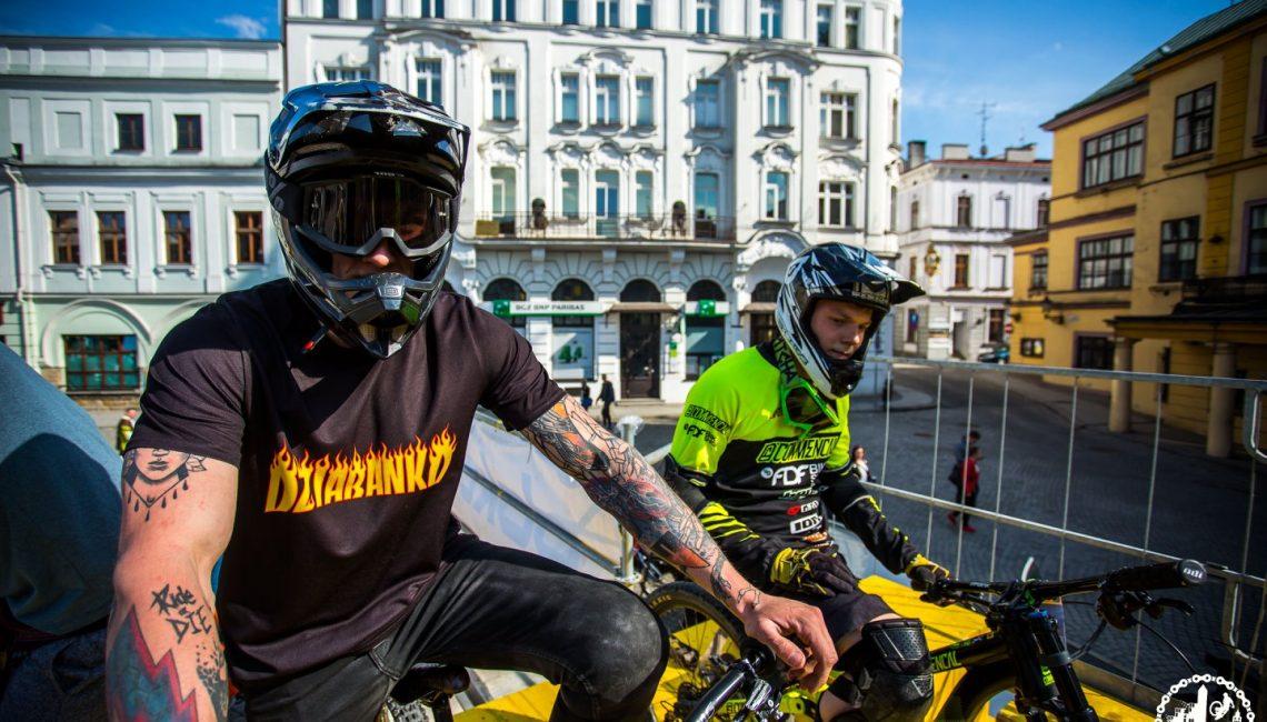 Doka Downhill City Tour Cieszyn 2018