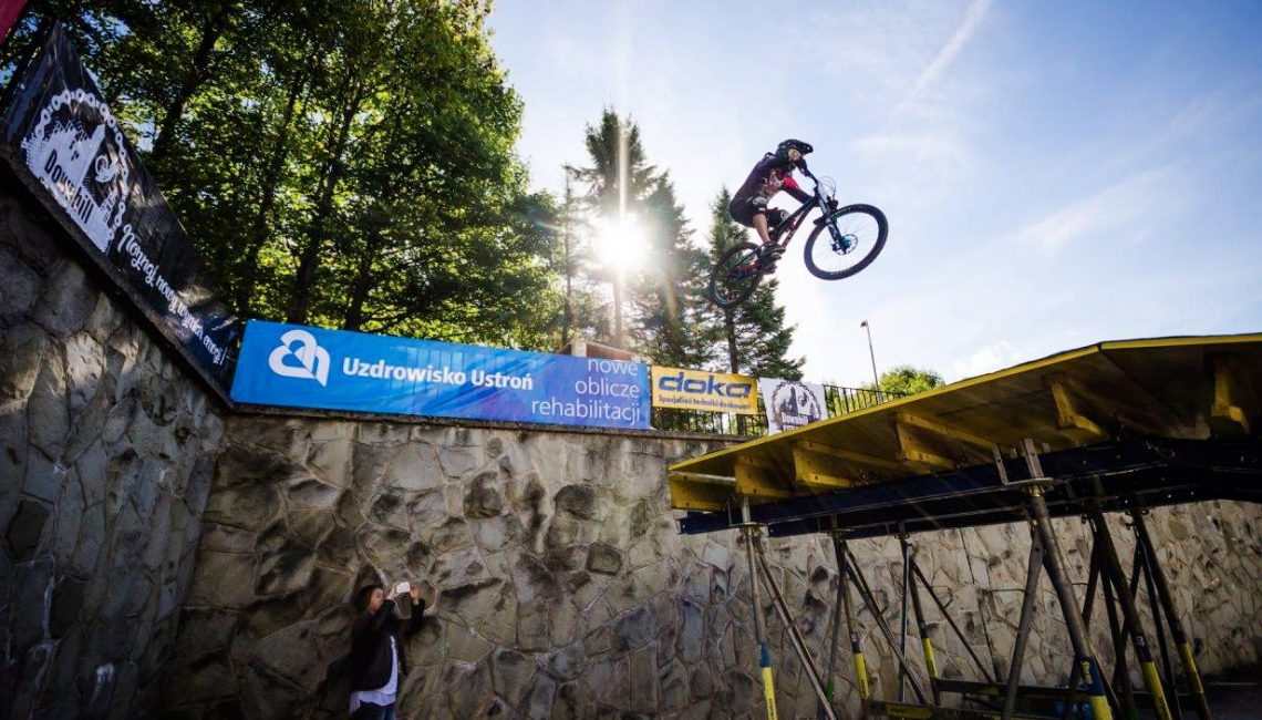 Doka Downhill City Tour Ustroń 2015
