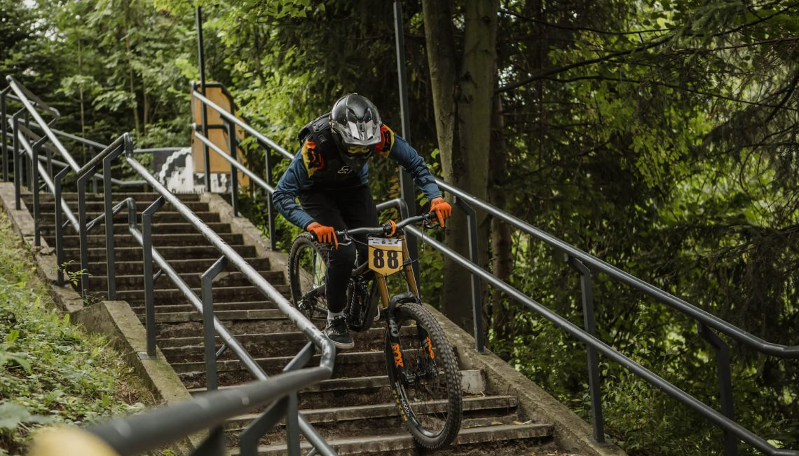 Downhill City Tour Ustroń